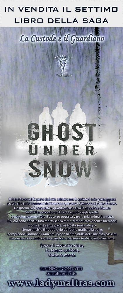 GHOST UNDER SNOW